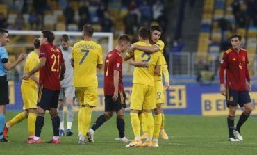 Ukraina vs Spanyol 0-1: Meski Kalah, Enrique Tetap Bela Timnya
