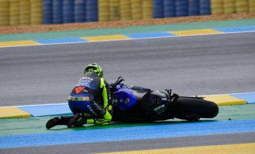 Valentino Rossi Frustrasi Tiga Kali Beruntun Gagal Dapat Poin