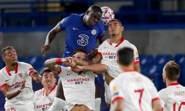 Hasil Pertandingan Chelsea vs Sevilla: Skor 0-0