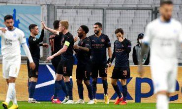 Hasil Pertandingan Marseille vs Manchester City: Skor 0-3