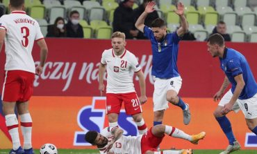 Hasil Pertandingan Polandia vs Italia: Skor 0-0