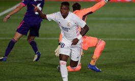 Hasil Pertandingan Real Madrid vs Real Valladolid: Skor 1-0