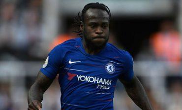 Chelsea Resmi Pinjamkan Victor Moses ke Spartak Moscow