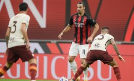 Hasil Pertandingan AC Milan vs AS Roma: Skor 3-3