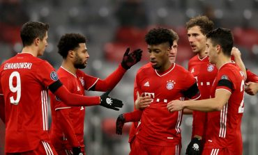 Bayern Munich vs Salzburg: 10 Pemain Die Roten Menangi Laga 3-1