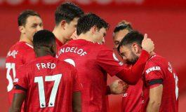 MU vs Istanbul Basaksehir: Diwarnai Gol Penalti, Rashford Cs Menang 4-1