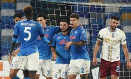 Napoli Taklukkan Rijeka 2-0 Tanpa Balas