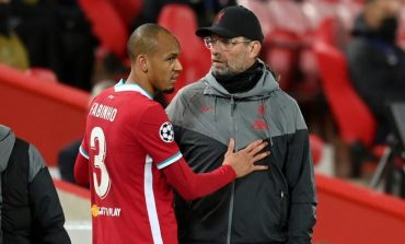 Performa Ciamik, Fabinho Minta Kontrak Baru di Liverpool