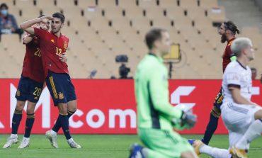 Hasil Pertandingan Spanyol vs Jerman: Skor 6-0