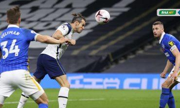Hasil Pertandingan Tottenham vs Brighton: Skor 2-1