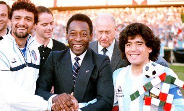 Diego Maradona Berpulang, Pele: Saya Kehilangan Seorang Sahabat
