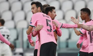 Kabar Buruk untuk Barcelona, Sergio Busquets Alami Cedera Lutut di Timnas Spanyol