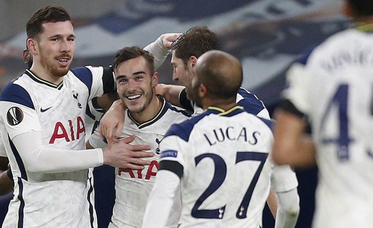 Hasil Pertandingan Tottenham vs Ludogorets: Skor 4-0