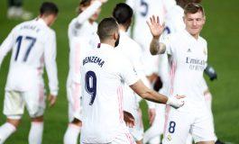 Eibar vs Real Madrid: Los Blancos Menang 3-1