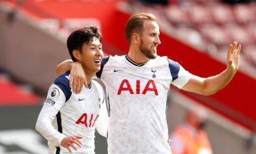 Harry Kane & Son Heung-min Jadi Kunci Spurs Raih Trofi