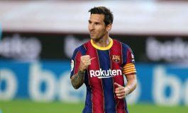 Lionel Messi Dinanti untuk Berseragam PSG