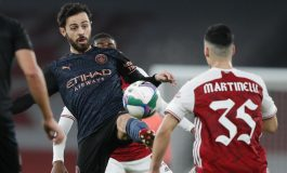 Performa Solid Manchester City di Markas Arsenal