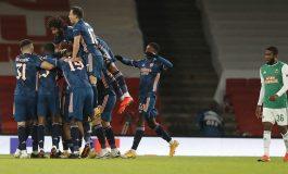 Hasil Pertandingan Arsenal vs Rapid Vienna: Skor 4-1