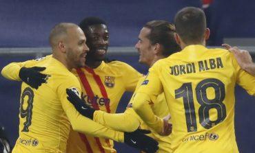 Hasil Pertandingan Ferencvaros vs Barcelona: Skor 0-3