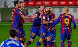 Hasil Pertandingan Barcelona vs Real Sociedad: Skor 2-1