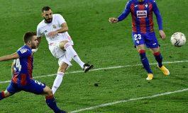 Man of the Match Eibar vs Real Madrid: Karim Benzema