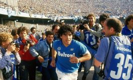 Resmi, Napoli Ubah Nama Stadion Jadi Diego Armando Maradona