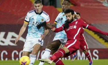 Hasil Pertandingan Liverpool vs Wolverhampton: Skor 4-0