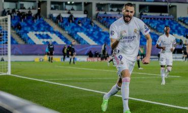 Hasil Pertandingan Real Madrid vs Borussia Monchengladbach: Skor 2-0