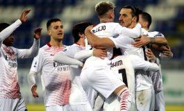 Cagliari vs AC Milan: Dua Ibrahimovic Antar Rossoneri Menang 2-0