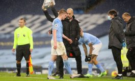 City Lagi On Fire, De Bruyne dan Walker Malah Cedera