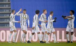 Juventus Belum Menyerah Kejar Scudetto