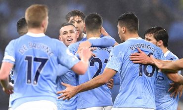 Manchester City vs Brighton: Citizens Menang 1-0