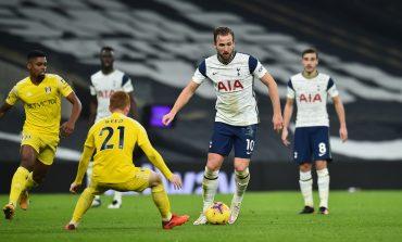 Tottenham vs Fulham: Spurs Ditahan Imbang 1-1