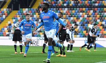 Udinese vs Napoli: Bakayako Menangkan Il Partenopei 2-1