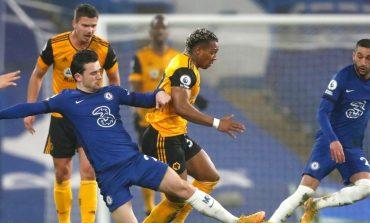 Hasil Pertandingan Chelsea vs Wolverhampton: Skor 0-0