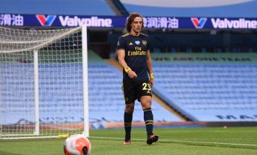 Soal David Luiz, Arteta Isyaratkan Sang Bek Bisa Bertahan Lebih Lama di Arsenal