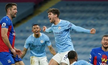 Hasil Pertandingan Manchester City vs Crystal Palace: Skor 4-0