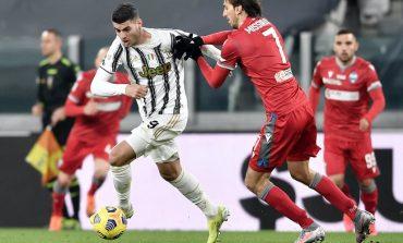 Hasil Pertandingan Juventus vs SPAL: Skor 4-0