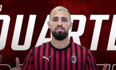 AC Milan Resmi Lepas Leo Duarte ke Istanbul Basaksehir