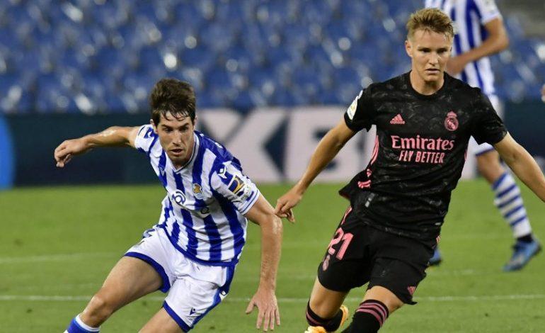 Arsenal Ingin Pinjam Martin Odegaard yang Tak Betah di Real Madrid
