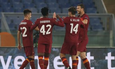 AS Roma vs Braga: Serigala Ibu Kota Ke 16 Besar Usai Menang 3-1