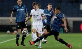 Atalanta vs Madrid: Ferland Mendy Menangkan El Real 1-0