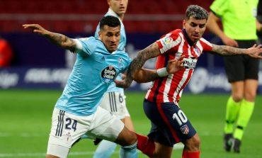 Atletico Madrid vs Celta Vigo Berakhir Imbang 2-2
