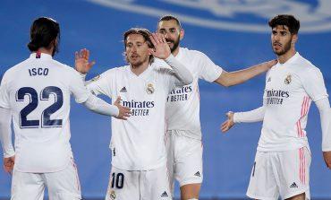 Awal Tahun Ini Real Madrid Suram Sekali