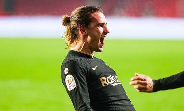 Granada vs Barcelona, Panggung Pertunjukkan Antoine Griezmann