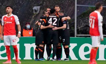 Liga Europa: AS Roma Tumbangkan Braga 2-0