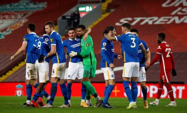 Liverpool vs Brighton: The Reds Keok 0-1
