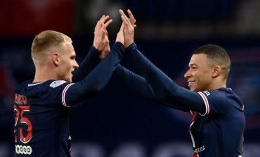 PSG vs Nimes: Kylian Mbappe Cetak Gol, Les Parisiens Menang 3-0