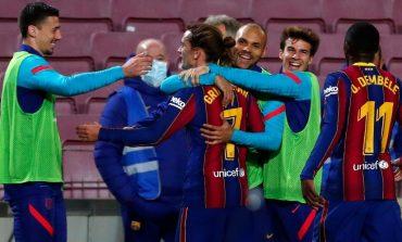 Hasil Pertandingan Barcelona vs Athletic Bilbao: Skor 2-1