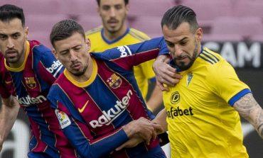 Barcelona Diimbangi Cadiz, Jordi Alba: Kesalahan Kami Ini Tak Bisa Dimaafkan